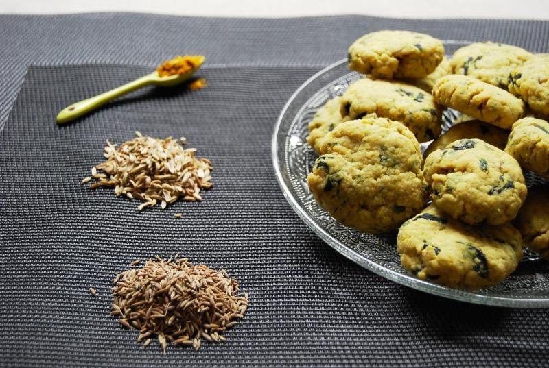 Cookies Allo Palak