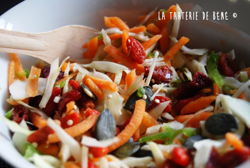 Salade bonne consciencen wr