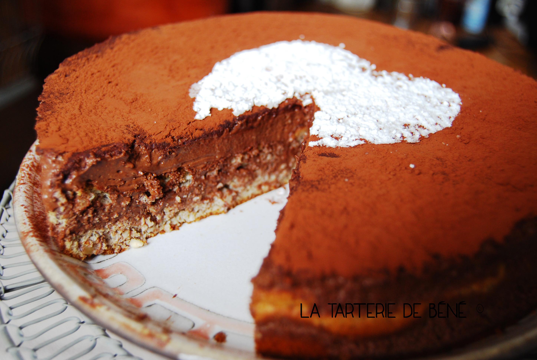 layer cake choco noisettes