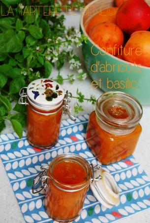 Confiture abricots basilic wr1