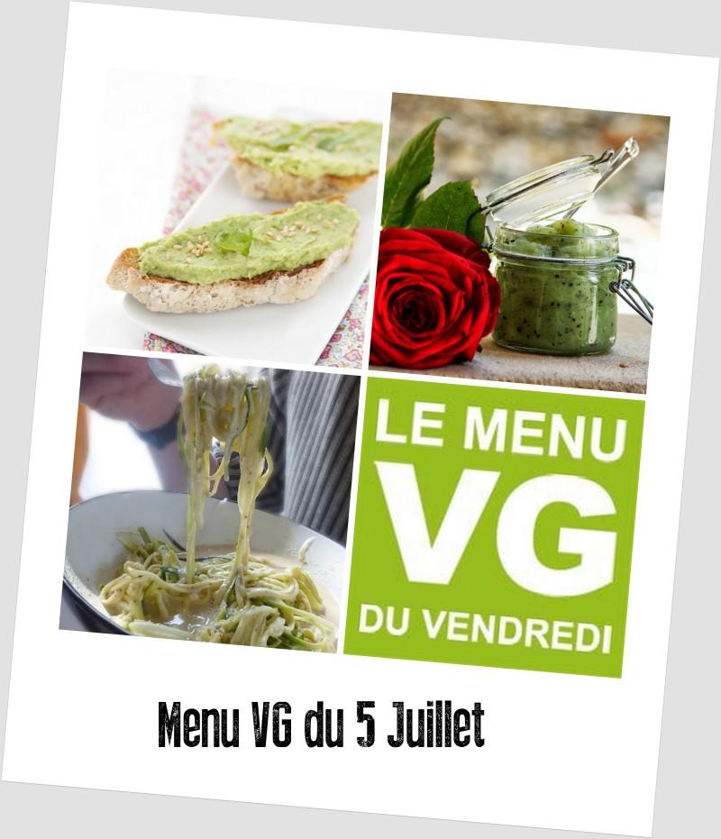 menu VG du 5 juillet wr