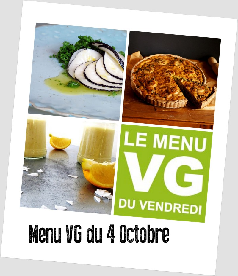 Menu VG du 4 octobre wr