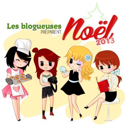 Les blogueuses noel 2013