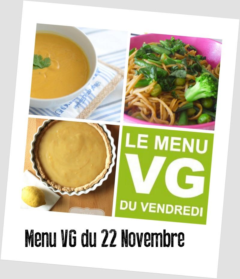 menu VG du 22 novembre wr