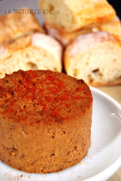 fromage de noisettes roties et paprika 2