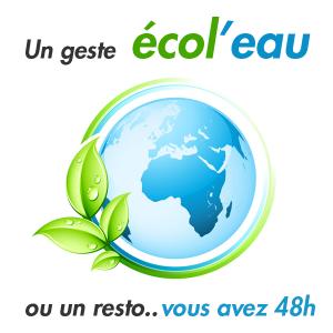 geste ecol'eau