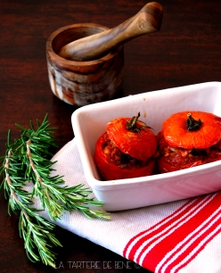 tomates farcies faciles
