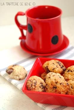 cookies chocolat noix de coco #vegan