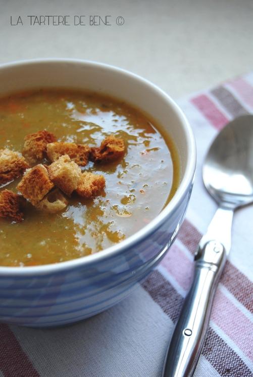 soupe wr