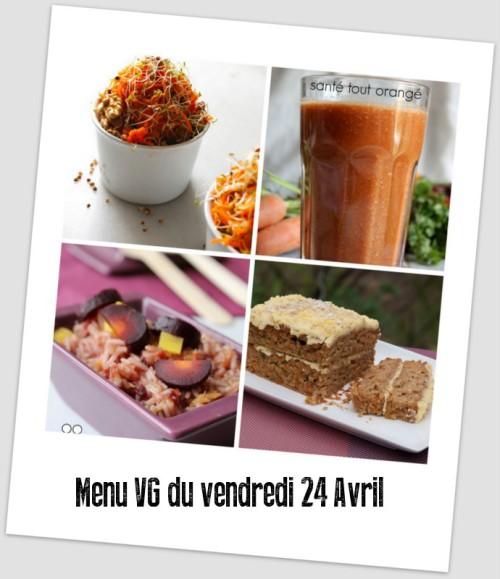 menu du 24 avril