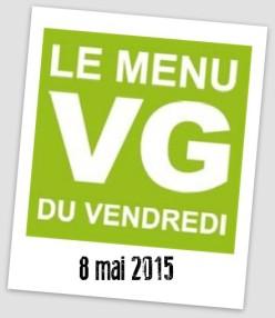 menu VG 8 mai