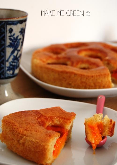 gateau aux abricots 1
