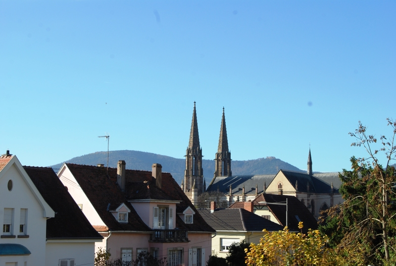 la villa du coteau - Obernai