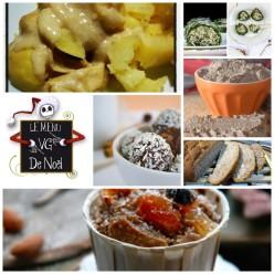 menu vegetarien, menu de noel, noel sans viande