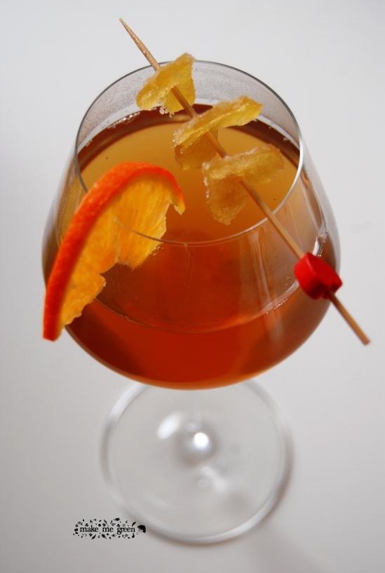 cocktail st valentin thé