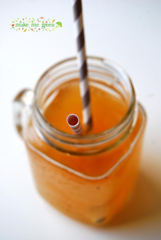kefir de thé - focus paille - wr