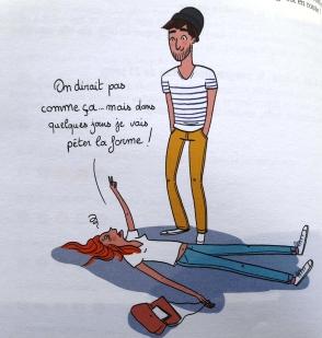 Illustration de Mary Gribouille.